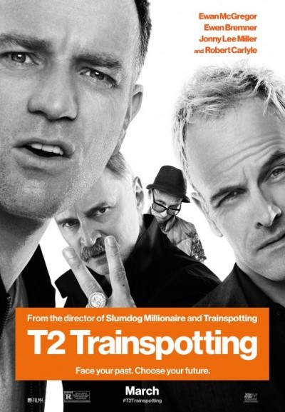 Cinema Politeama - locandina T2 Trainspotting
