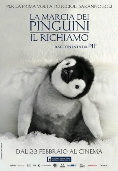 Cinema Politeama - locandina La marcia dei pinguini: il richiamo