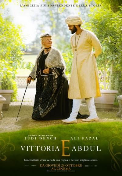 Cinema Politeama - locandina Vittoria e Abdul