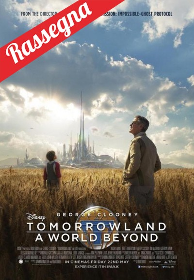 Cinema Politeama - locandina Tomorrowland