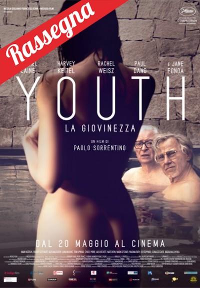 Cinema Politeama - locandina Youth - La giovinezza