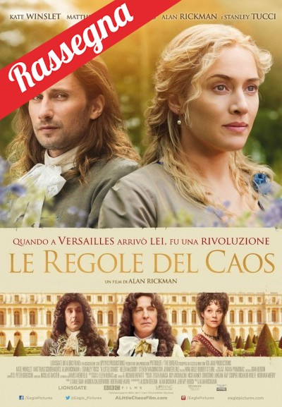 Cinema Politeama - locandina Le regole del caos