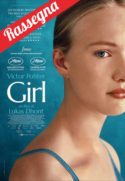 Cinema Politeama - locandina Girl