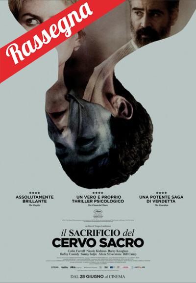 Cinema Politeama - locandina Il sacrificio del cervo sacro