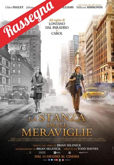 Cinema Politeama - locandina La stanza delle meraviglie