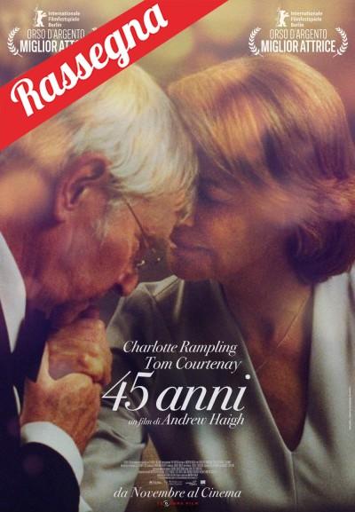 Cinema Politeama - locandina 45 anni