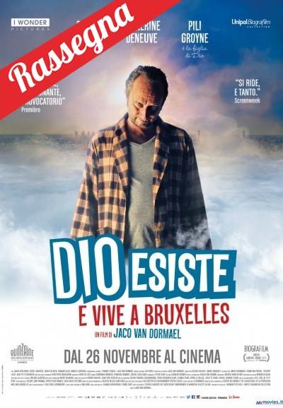 Cinema Politeama - locandina Dio esiste e vive a Bruxelles
