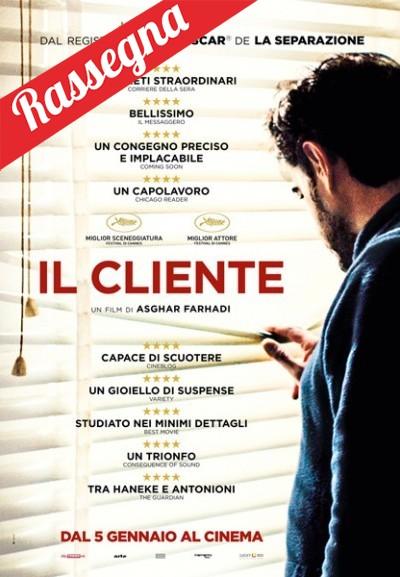 Cinema Politeama - locandina Il Cliente