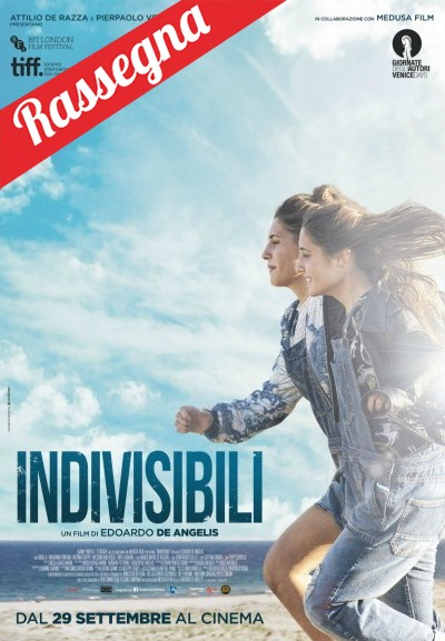 Cinema Politeama - locandina Indivisibili