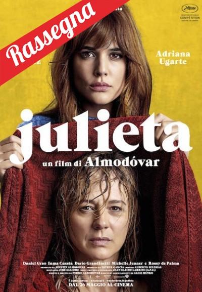 Cinema Politeama - locandina Julieta