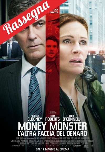 Cinema Politeama - locandina Money Monster