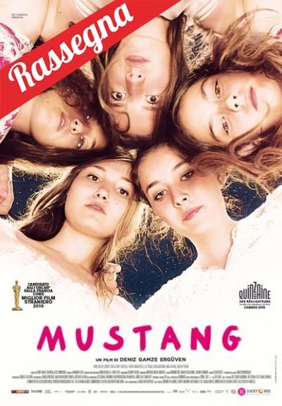 Cinema Politeama - locandina Mustang