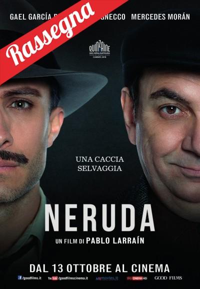 Cinema Politeama - locandina Neruda