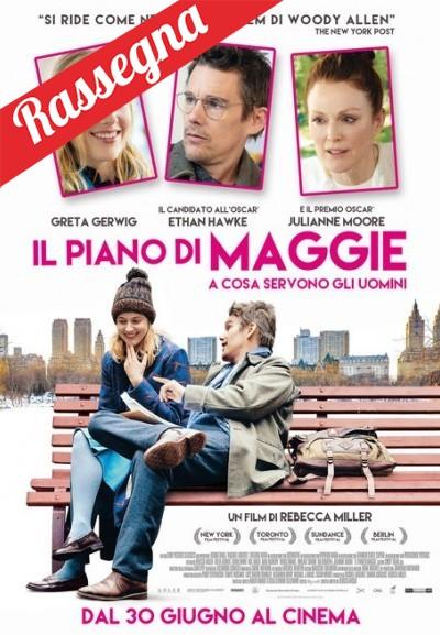 Cinema Politeama - locandina Il piano di Maggie