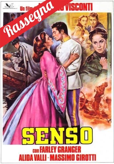 Cinema Politeama - locandina Senso