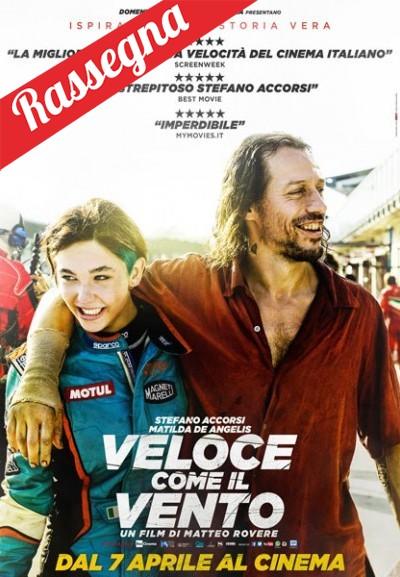 Cinema Politeama - locandina Veloce come il vento
