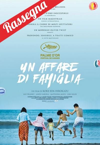 Cinema Politeama - locandina Un affare di famiglia