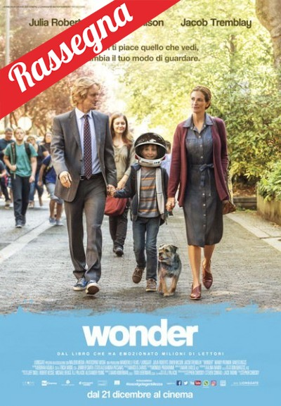 Cinema Politeama - locandina Wonder