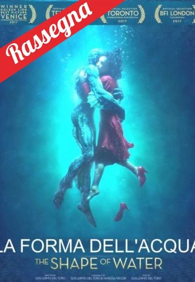 Cinema Politeama - locandina La forma dell'acqua