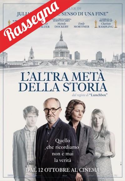 Cinema Politeama - locandina L'altra metà della storia