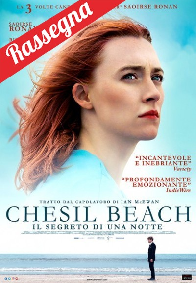 Cinema Politeama - locandina Chesil Beach