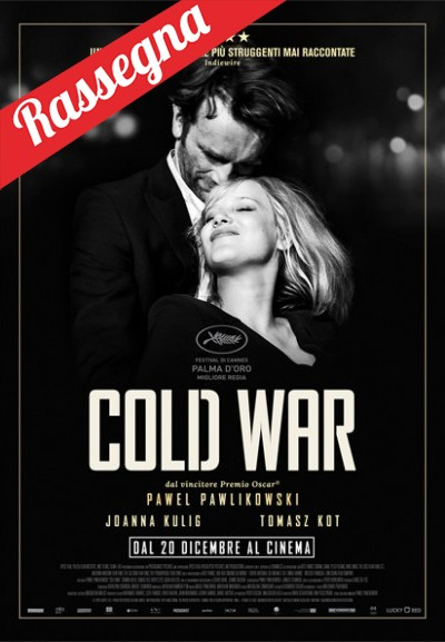 Cinema Politeama - locandina Cold War