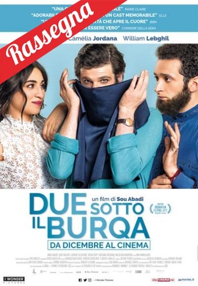 Cinema Politeama - locandina Due sotto il burqa
