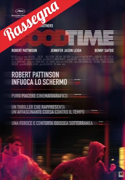 Cinema Politeama - locandina Good time