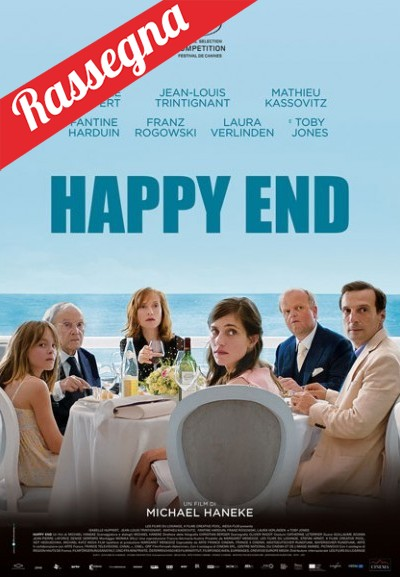 Cinema Politeama - locandina Happy end