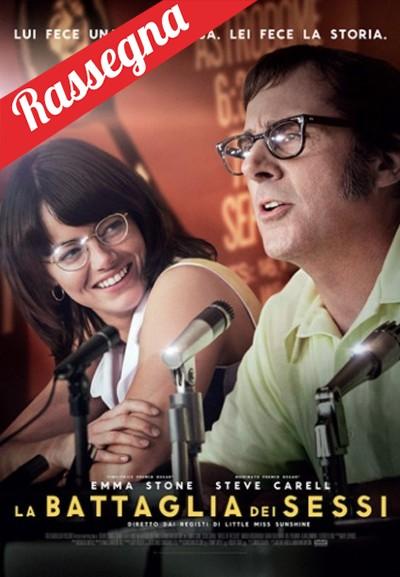 Cinema Politeama - locandina La battaglia dei sessi