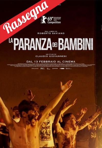Cinema Politeama - locandina La Paranza dei bambini