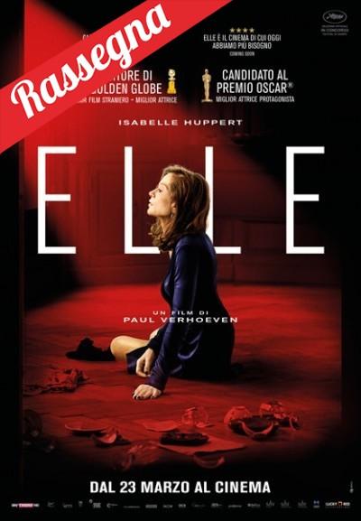 Cinema Politeama - locandina Elle