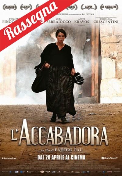Cinema Politeama - locandina L'Accabadora