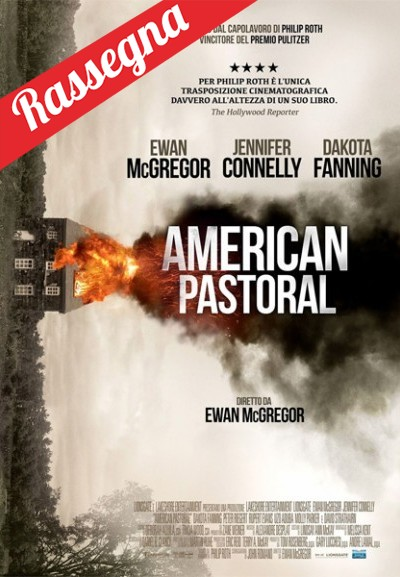 Cinema Politeama - locandina American Pastoral