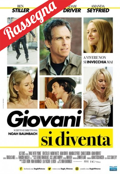 Cinema Politeama - locandina Giovani si diventa