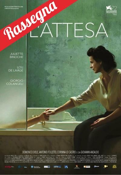 Cinema Politeama - locandina L'attesa