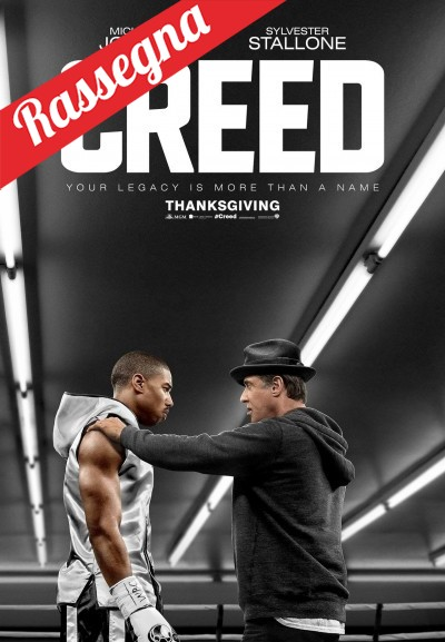 Cinema Politeama - locandina Creed
