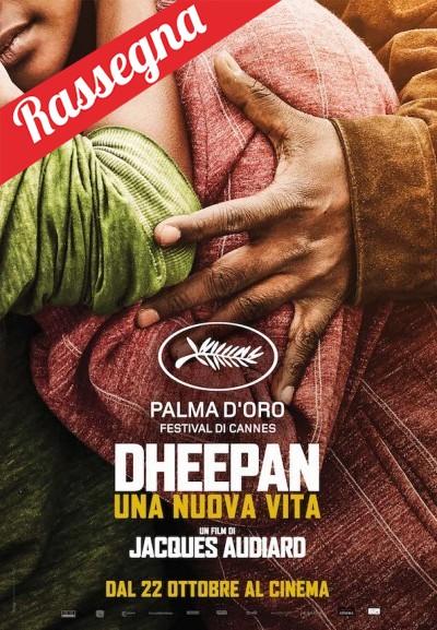Cinema Politeama - locandina Dheepan