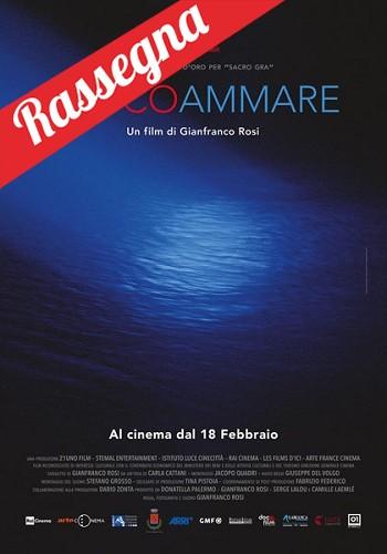 Cinema Politeama - locandina Fuocoammare