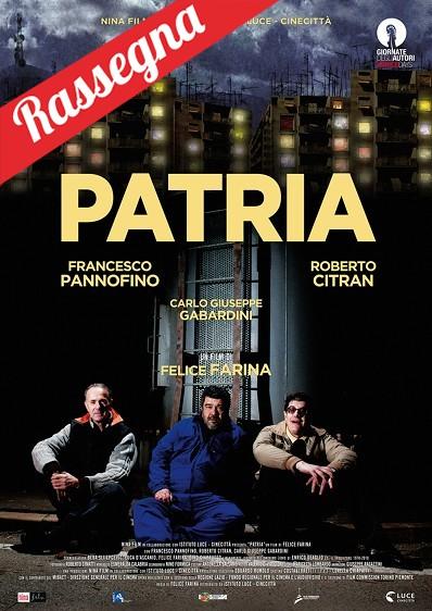 Cinema Politeama - locandina Patria