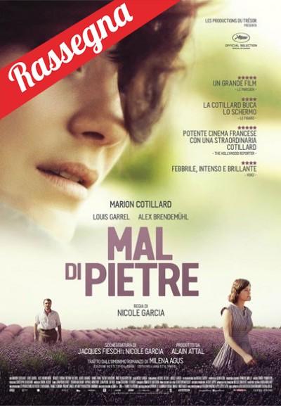 Cinema Politeama - locandina Mal di pietre