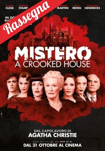 Cinema Politeama - locandina Mistero a Crooked House