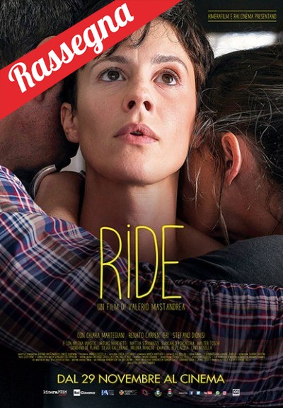 Cinema Politeama - locandina Ride