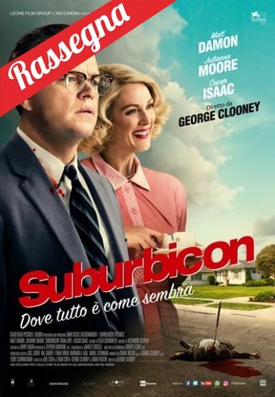 Cinema Politeama - locandina Suburbicon