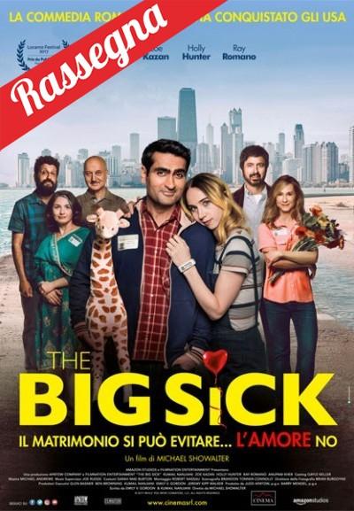 Cinema Politeama - locandina The Big Sick